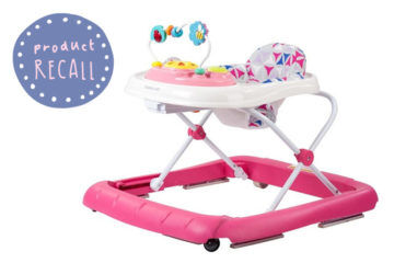 Steelcraft Viesta Baby Walker