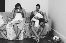 What happens after a home birth