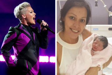 Woman gives birth during Pink concert in UK