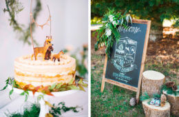 13 essentials for a woodland baby shower | Mum's Grapevine