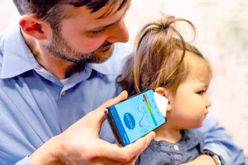 App to diagnose ear infection
