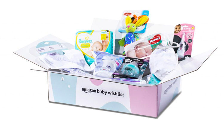 How to get an Amazon Australia Baby Welcome Box