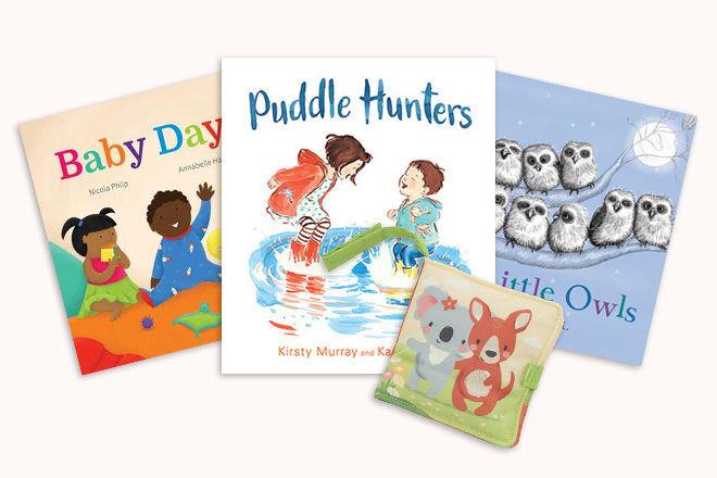 Baby bundle books