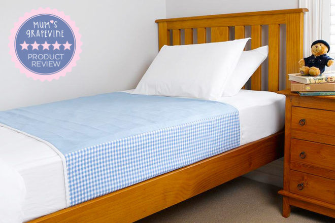 Brolly sheets review: soft and comfortable waterproof bedding