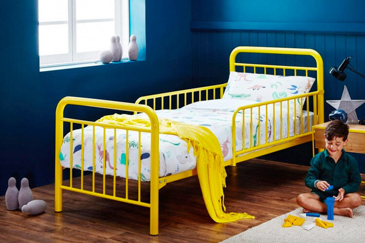 Harvey Norman Cali Toddler Bed