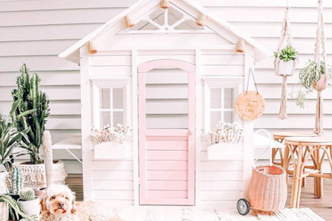 Seriously cool Kmart cubby house hacks | Mum's Grapevine