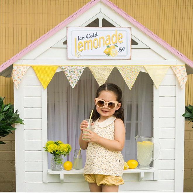 Kmart cubby lemonade stand hack