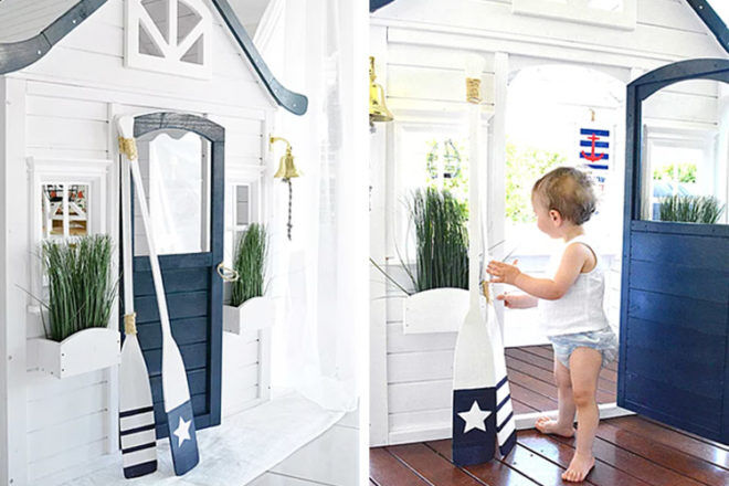 23 Seriously Cool Kmart Cubby House Hacks