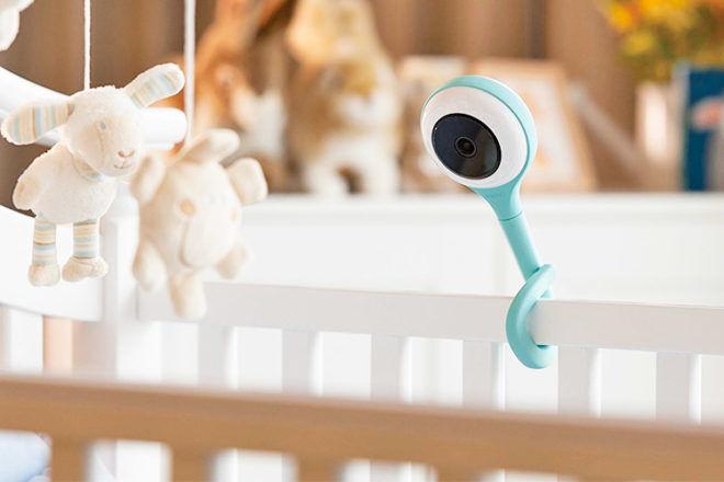 Lollipop Smart Baby Monitor Wi Fi