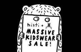 Minti Warehouse Sale