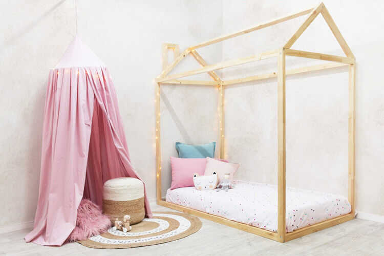 Mocka House Bed
