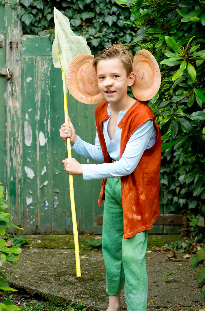 Roald Dahl costume, The BFG