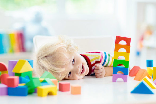 The simple way to get your toddler to do what you want