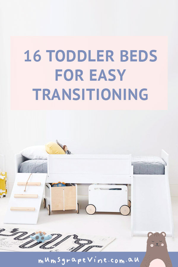 16 toddler beds for transitioning from cot to a bigger bed | Mum's Grapevine