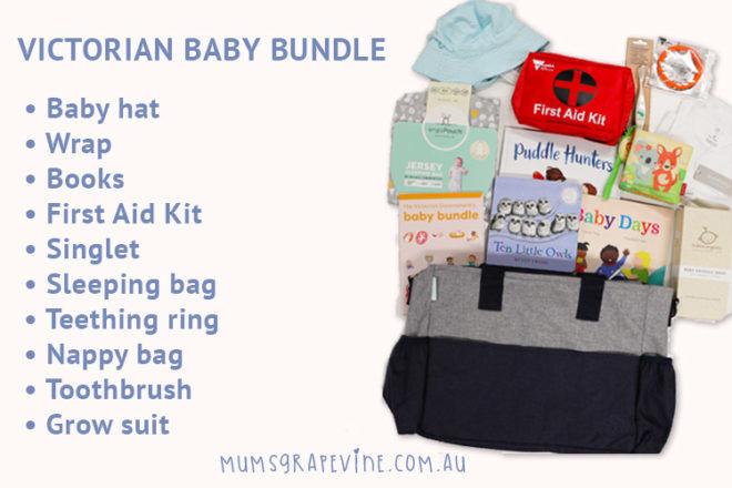 Victorian baby bundle
