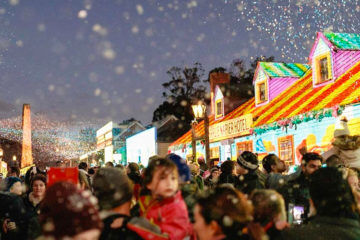 Winter Wonderlights Festival at Sovereign Hill | Mum's Grapevine