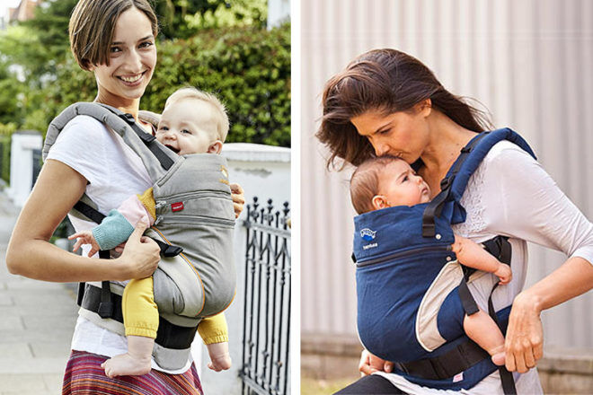 Manuca Baby Carriers