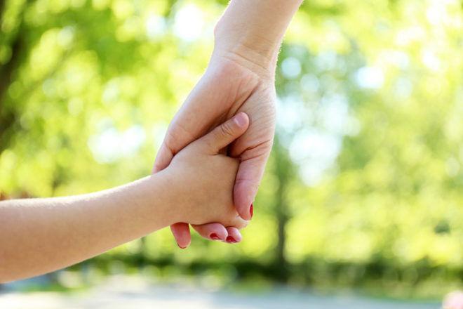How to stop children interrupting | Mum's Grapevine