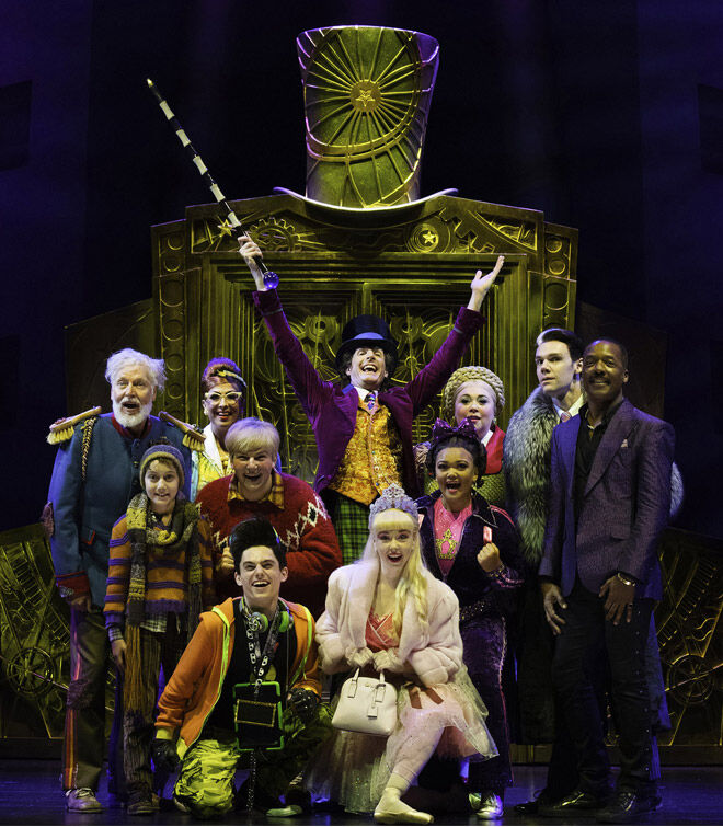 Charlie and the Chocolate Factory musical Melbourne