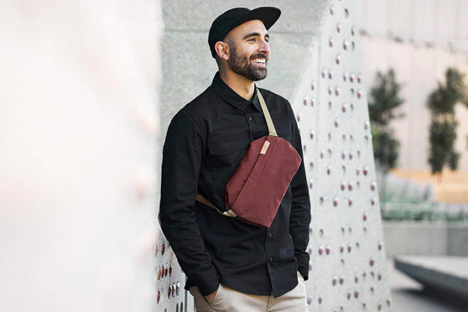 Gift Ideas for Dad: Bellroy Sling