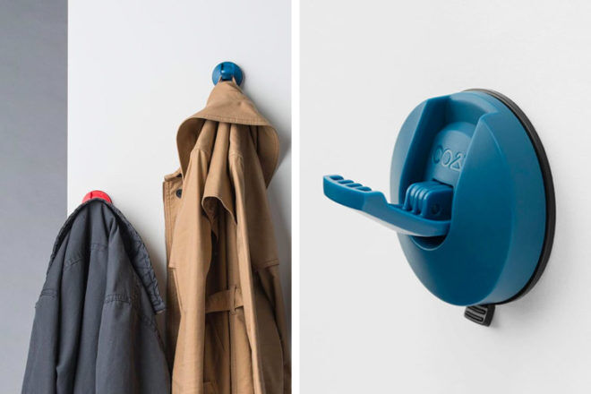 Gift Ideas for Dad: COAT, the portable coat hook