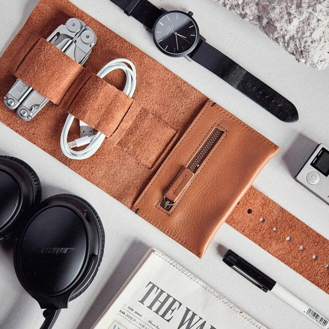 Gift Ideas for Dad: The Cord Roll