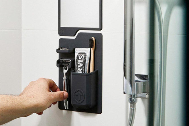 Gift Ideas for Dad: The James Shower Organiser