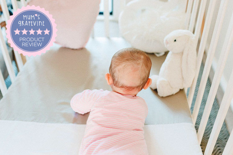 LOVESILK bamboo and silk baby cot sheets review