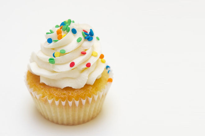Lemon Drop Cupcake recipe to bring on labour