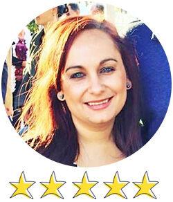 Melanie Saunders LOVESILK product tester