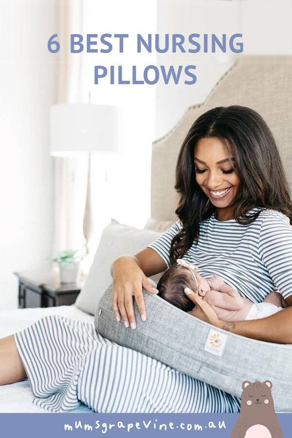Best nursing pillows for new mums