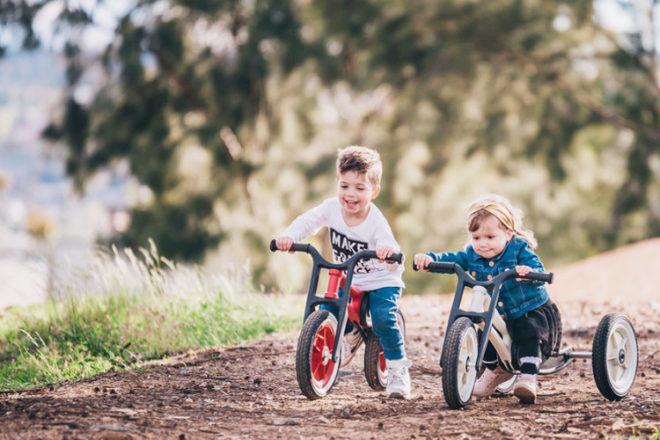 RE2 Wishbone bike review | Mum's Grapevine