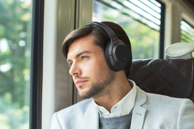 Best Gifts for Dads: Sony WH-1000XM3 Wireless Noise Cancelling Headphones