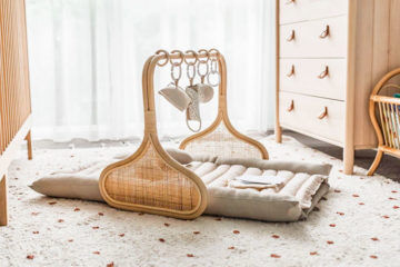 Stina's Style baby play gym