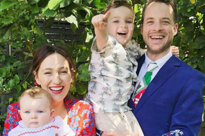 Zoe Foster Blake is launching a skincare range for babies and kids