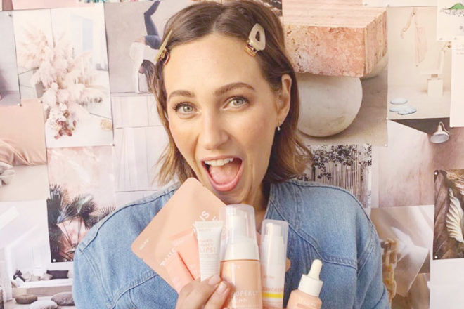Zoë Foster Blake launching skincare range for babies and kids with beauty company Go-To