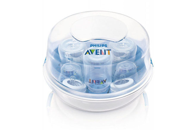 Phillips Avent Microwave steam steriliser