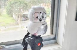 Baby monitor tripod hack