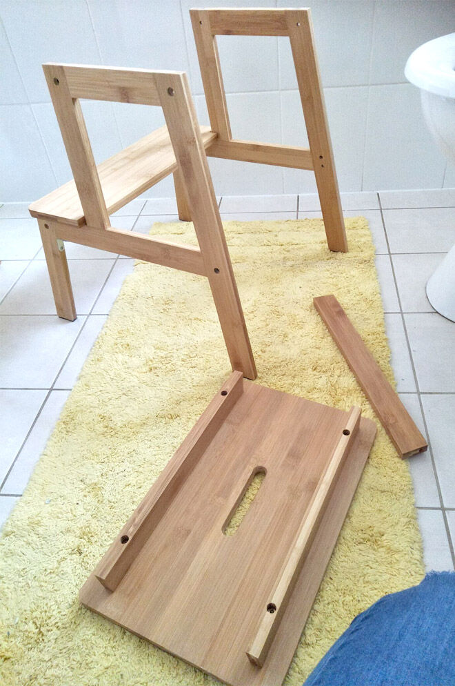 Fabulous Mums Clever Kmart Hack For Toilet Training Mums Grapevine Ibusinesslaw Wood Chair Design Ideas Ibusinesslaworg
