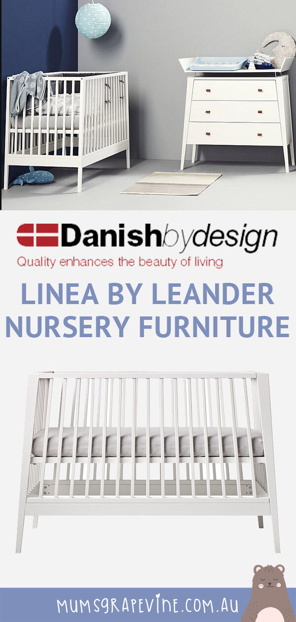 Linea by Leander Nursery Collection
