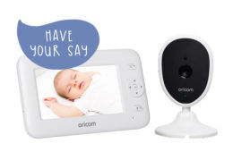 Oricom 740 Video Baby Monitor Product Testers wanted