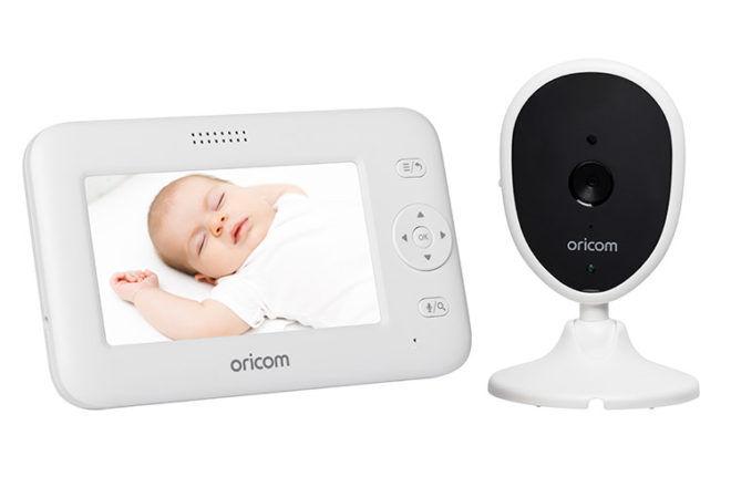 Oricom SC740 Digital Video Baby Monitor
