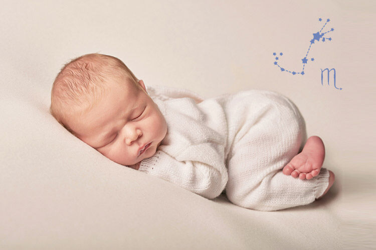 Scorpio baby names