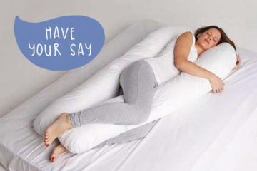 Ultimate Sleep Pregnancy Pillow testers wanted