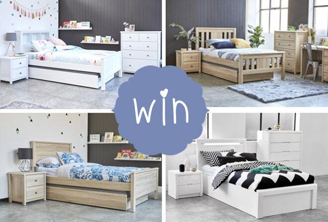 Win Beds n Dreams Bedroom package