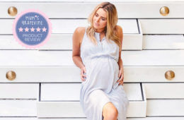 We review BAE the Label maternity wear | Mum's Grapevine