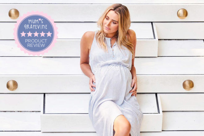 We review BAE the Label maternity wear   Mum's Grapevine