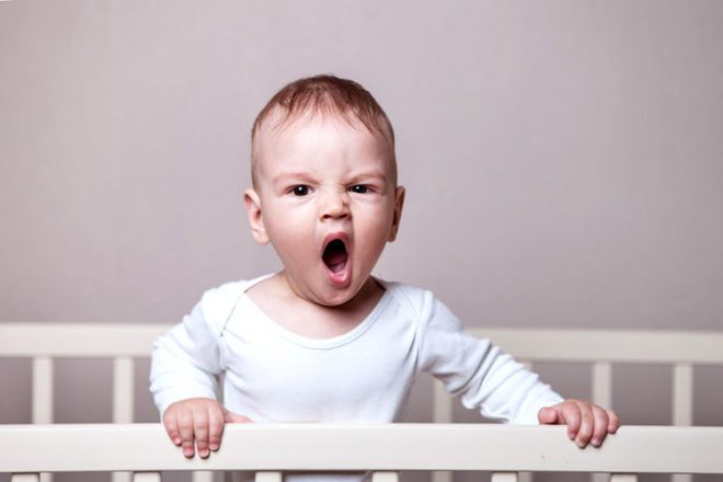 Why do babies wake up so early