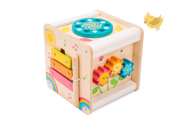 Activity cube, Le Toy Van