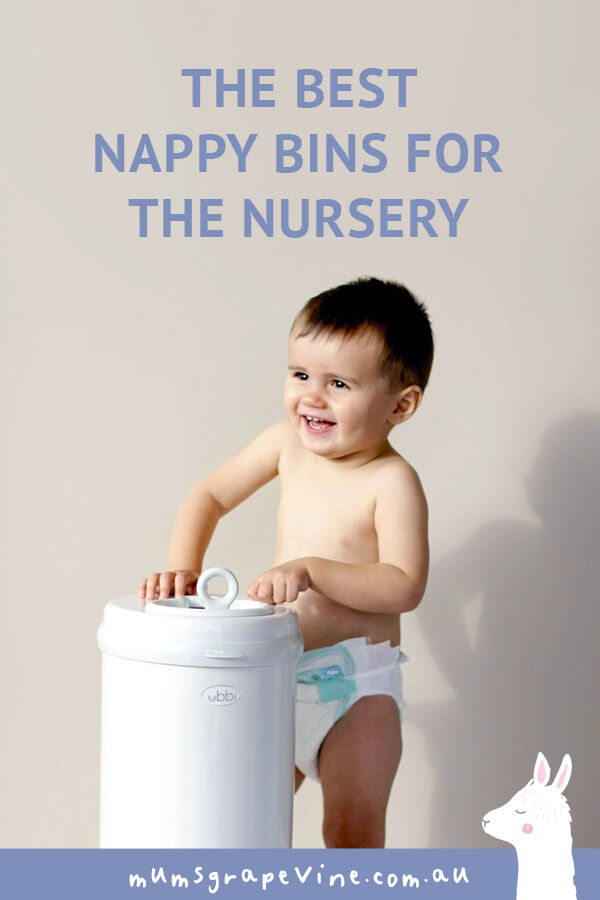 We review the best nappy bins for 2019 | Mum's Grapevine